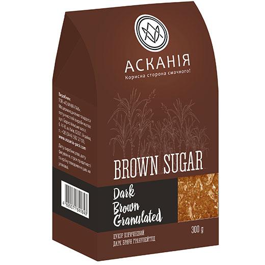 Brown sugar Dark Brown Granulated