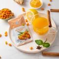 Чай фруктово-медовый  «Облепиха и имбирь»