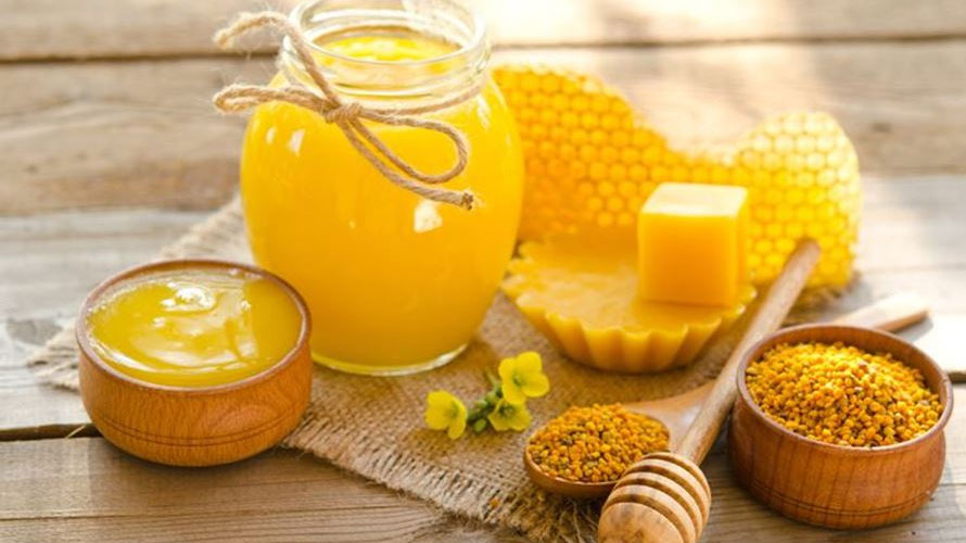 Bee products: kinds and their healing properties | Ascania-Pack