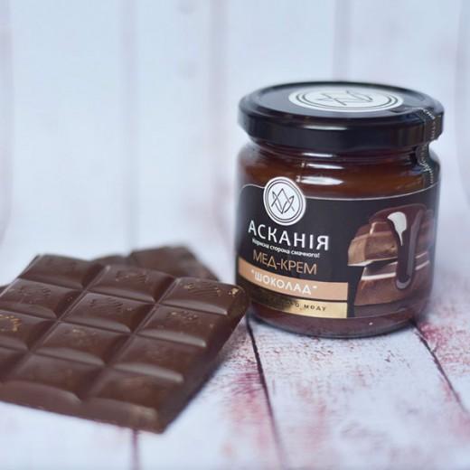 Мед-крем «Шоколад»