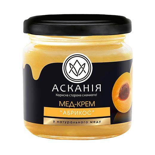 Мед-крем «Абрикос»